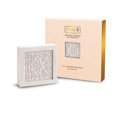 PEAT CARE emollient soap Karlovy Vary