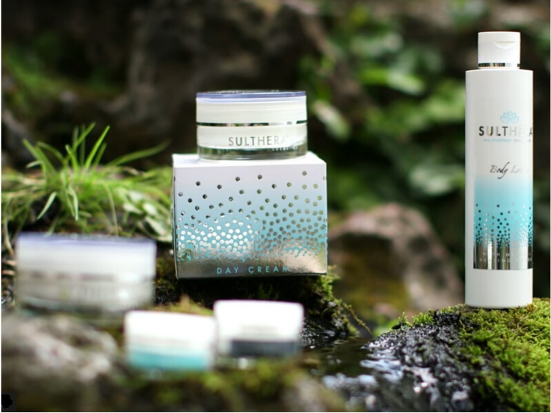 Sulthera Spa Piestany Cosmetics